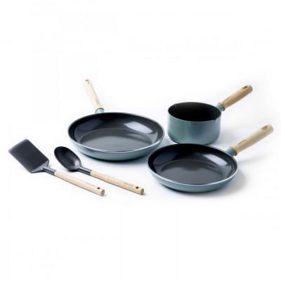 Keramik-Antihaft-Kochgeschirr Mayflower   5er-Set