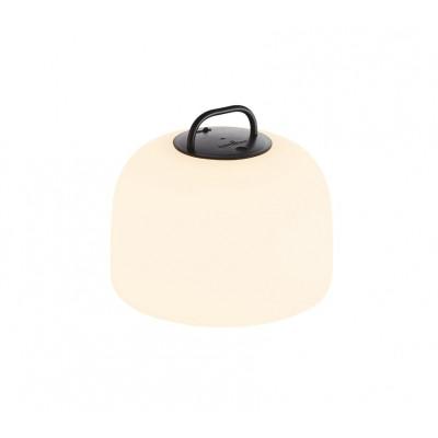 Anhänger/Tragbar/Tischlampe Kettle | Weiß