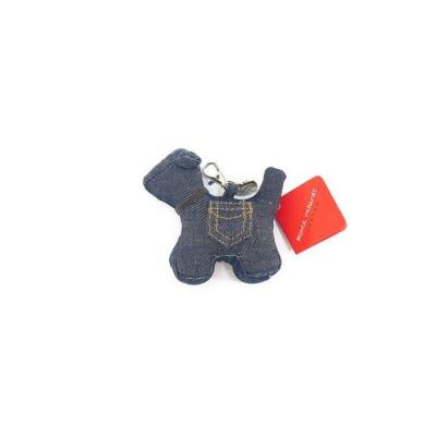 Schlüsselanhänger Max der Hund | Denim