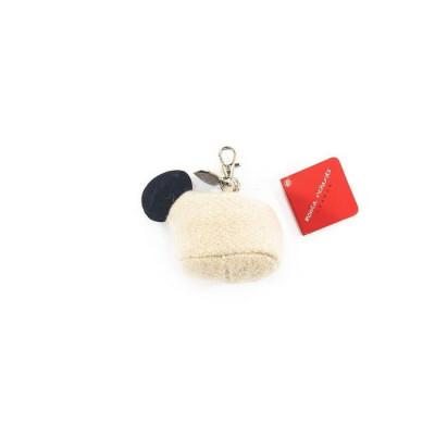 Schlüsselanhänger Molly das Schaf | Filz | Cream