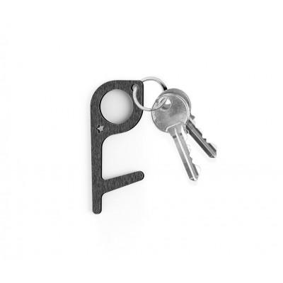 Schlüsselbund Metall   Schwarz