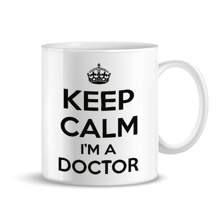 Becher   Arzt