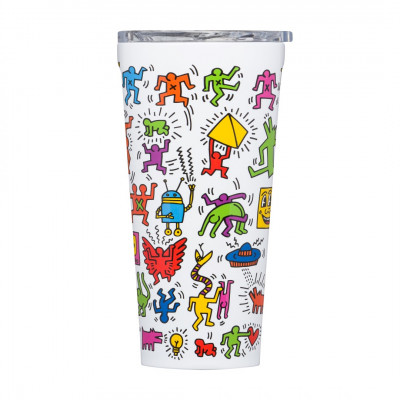 Tumbler 475 ml | Keith Haring Pop Party