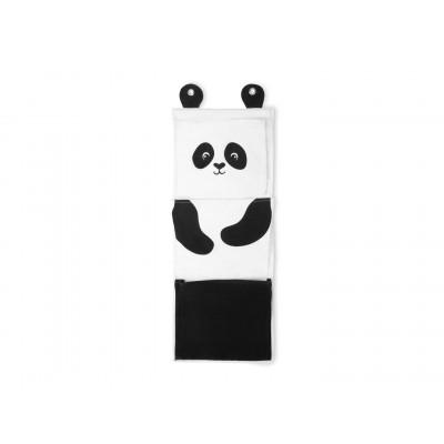 Wandtasche Panda