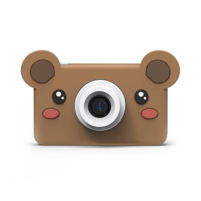 Digitalkamera für Kinder 24 MP | Bär