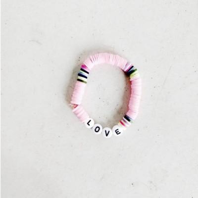 Armband Kinder   Love