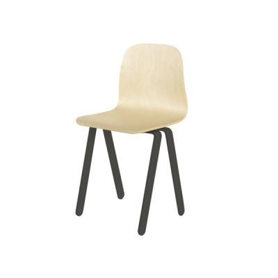 Kids Chair Groß | Schwarz