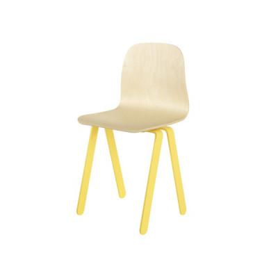 Kids Chair Groß | Gelb