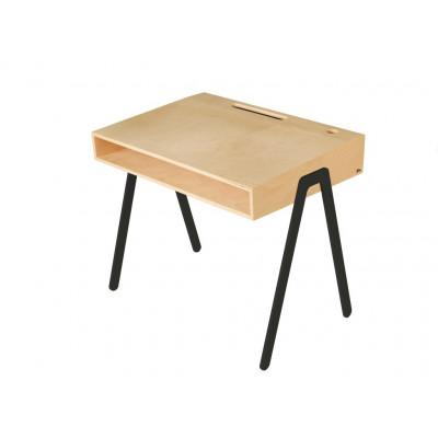 Kids Desk Groß | Schwarz
