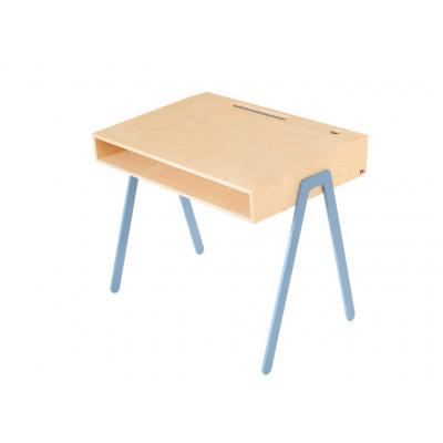Kids Desk Groß | Blau
