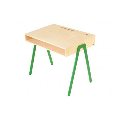 Kids Desk Groß | Grün