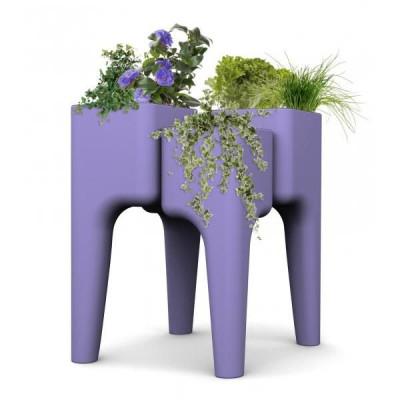 Gemüsegarten-Tisch KIGA | Lavendel M