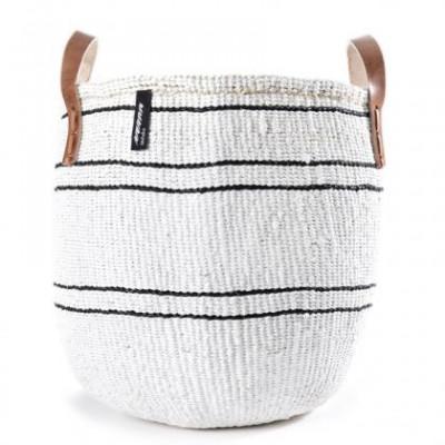 1451N KIONDO basket M - leather straps