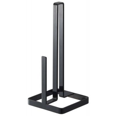 Küchenpapierhalter-Turm | Schwarz