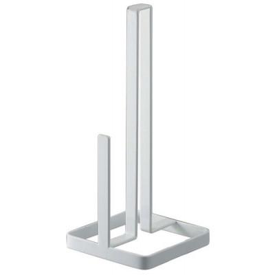 Küchenpapierhalter-Turm | Weiß