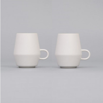 Mocu Espresso Cup Set of 2 | White