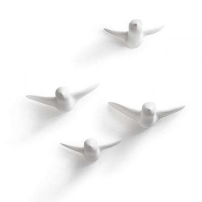 Vogelschwarm Wandhaken | Small.