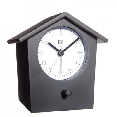 Early Bird Alarm Clock Black