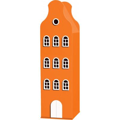 Amsterdam Glocken-Giebel-Schrank   Orange