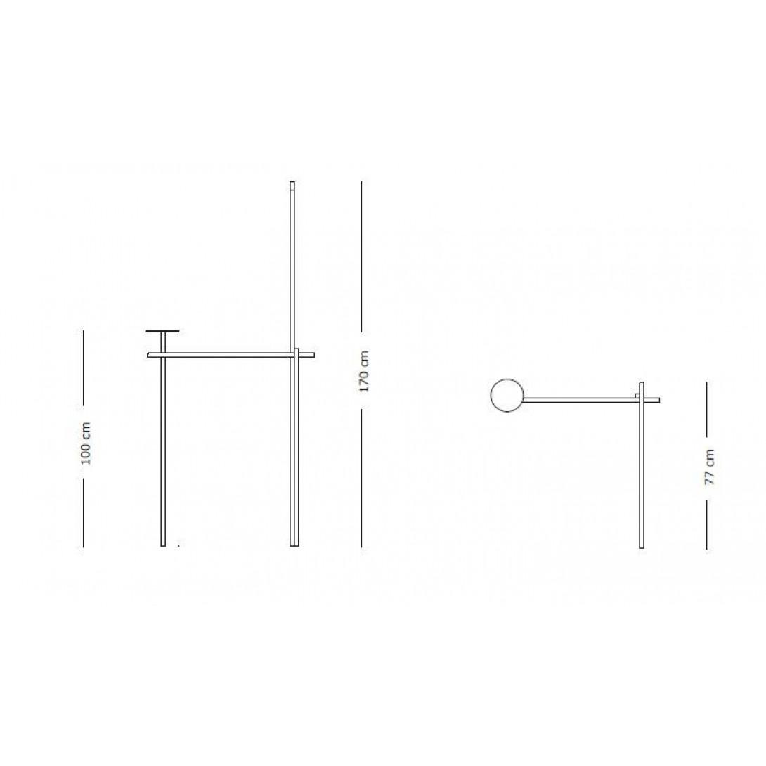 2-er Set Stühle Matilda-A1 | Grün & Schwarz