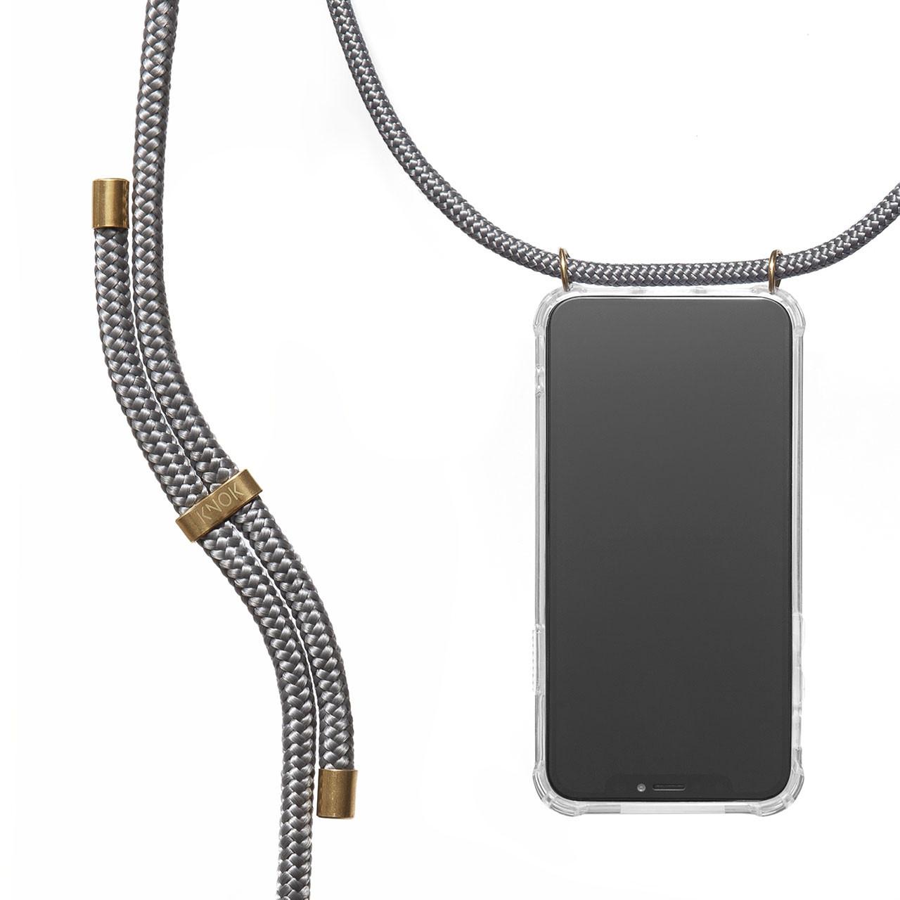 iPhone Case KNOK | Grey