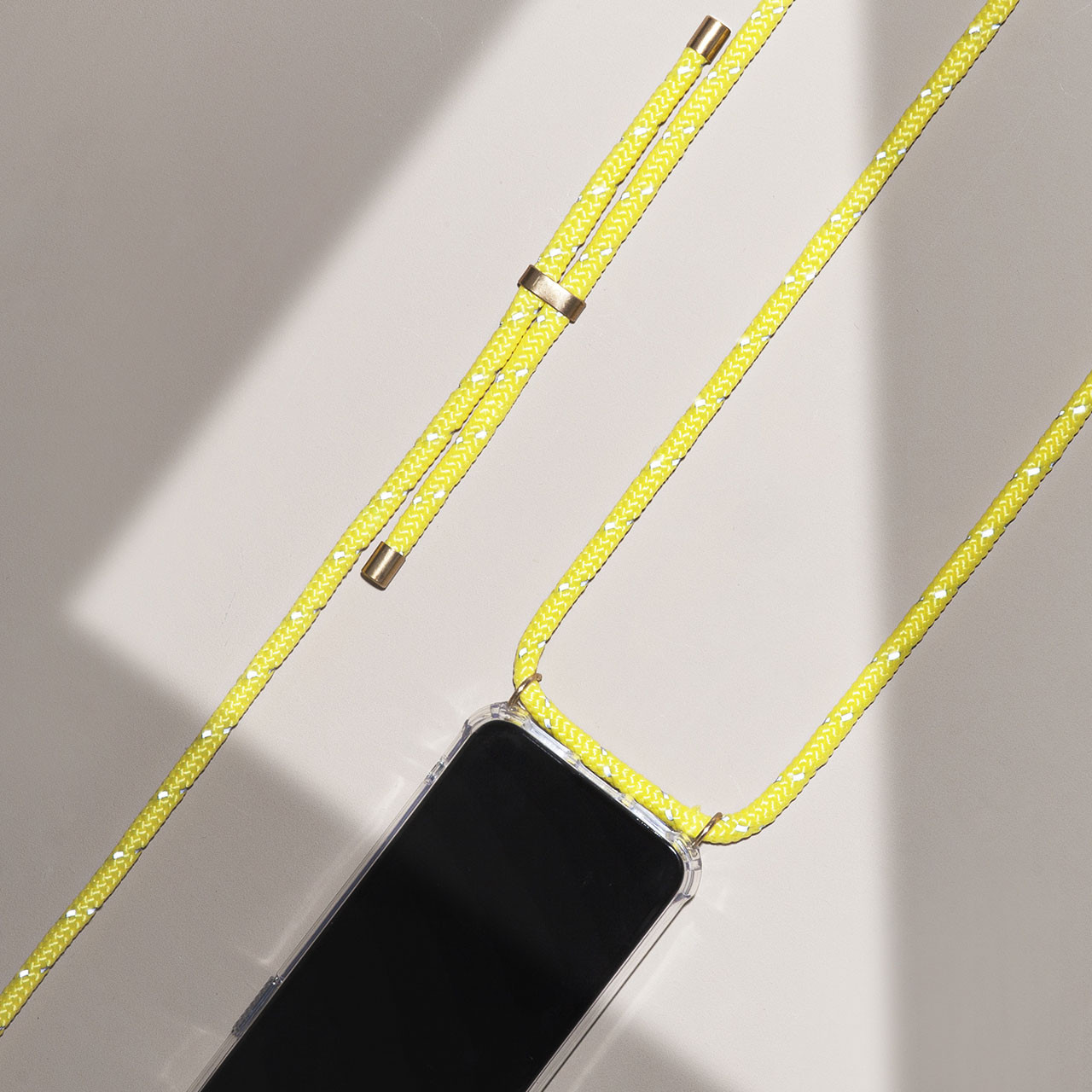 iPhone Case KNOK   Reflect Neon Yellow