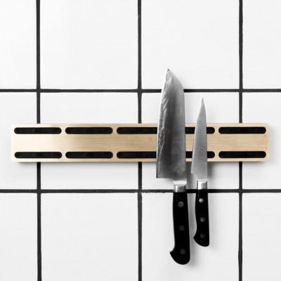 Knife Catcher | Brass