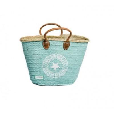 Minimaxi Basket   Turquoise