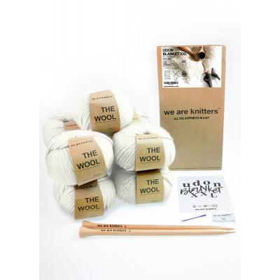 DIY Kit Udon Blanket XXL | Natural