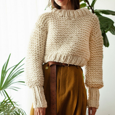 DIY Kit Louis Sweater | Natural