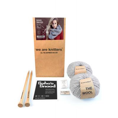 DIY Kit Soho Snood | Grey