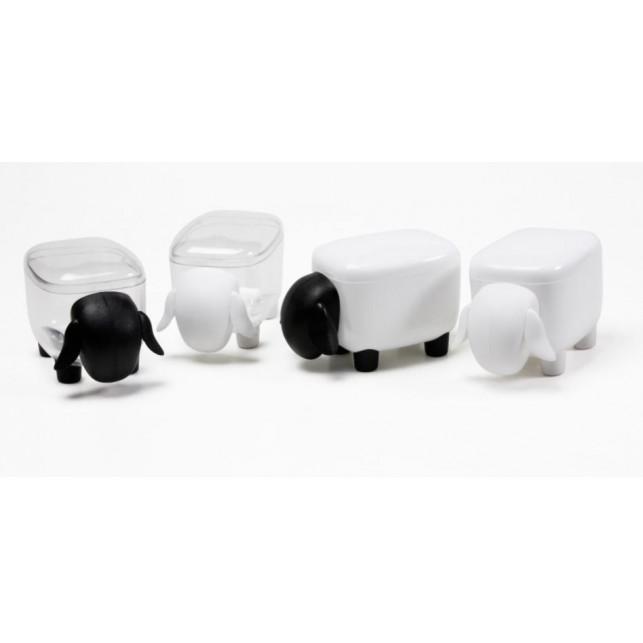 Schachtel Mini-Schaf | Weiß