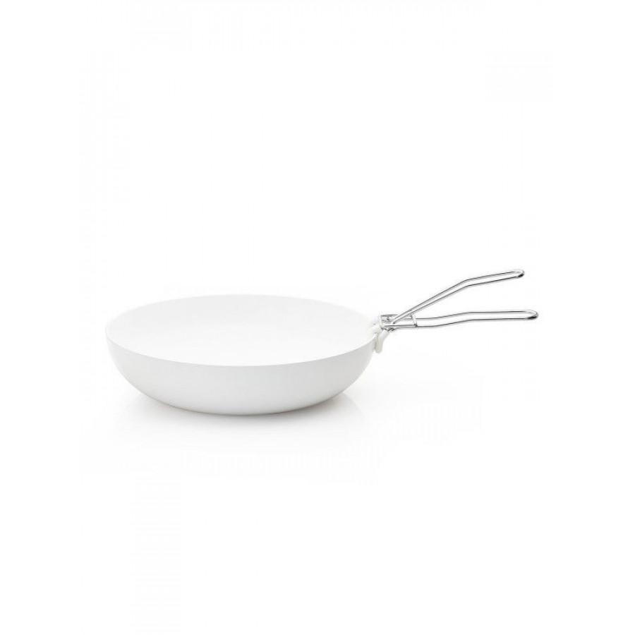 ABCT Wok Induction - Ø 28 cm   White