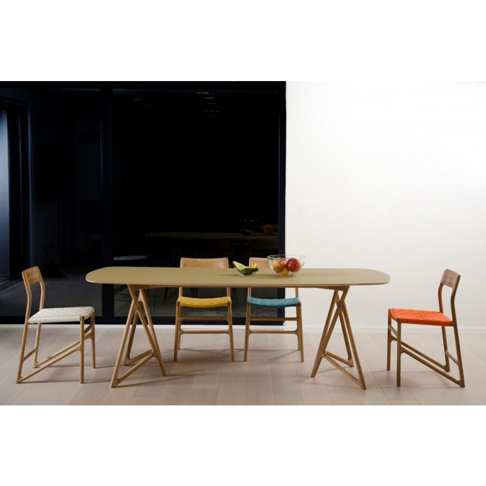Koza Table | Linoleum-Small