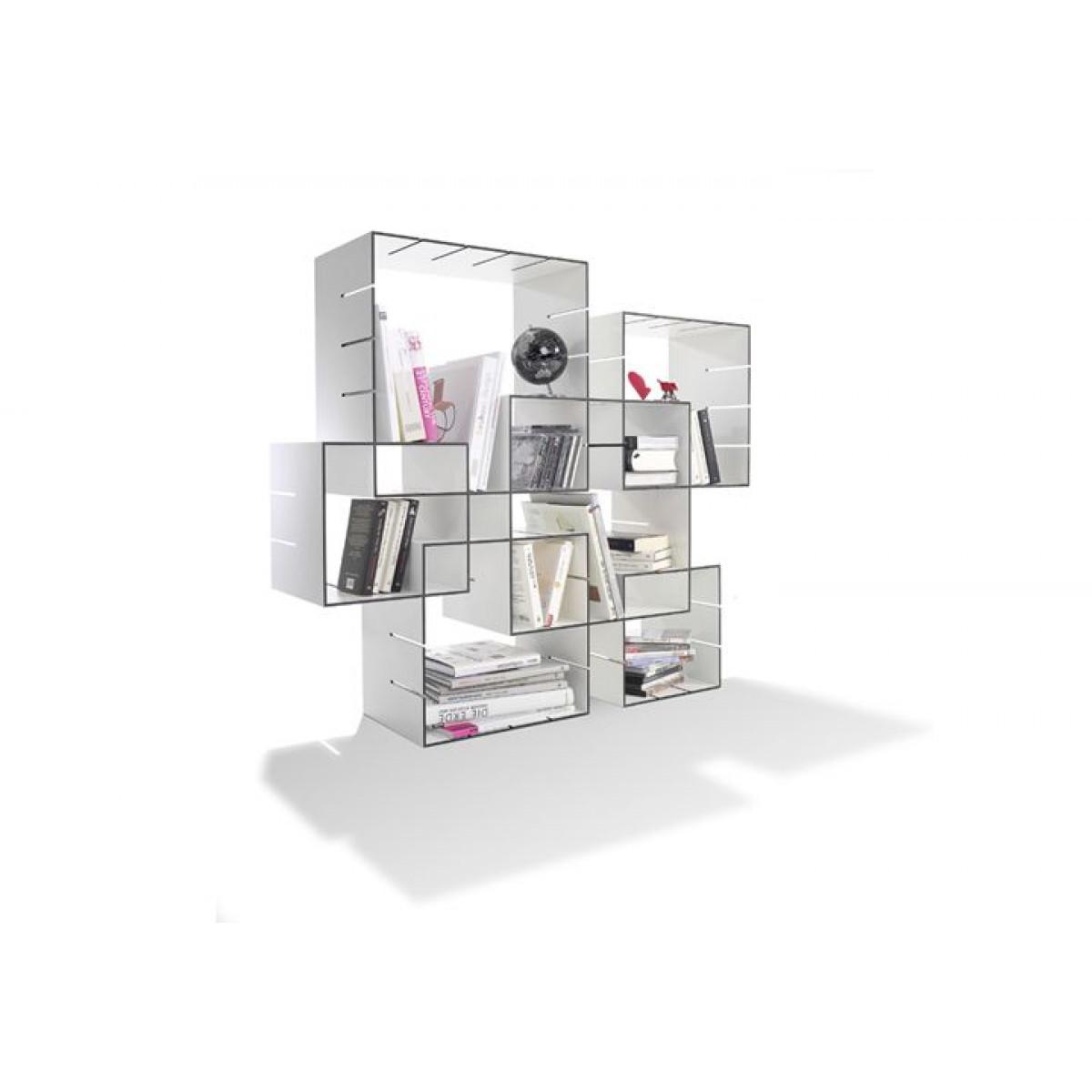 Set of 3 Cubes Stand shelf / Hanging Shelf Konnex