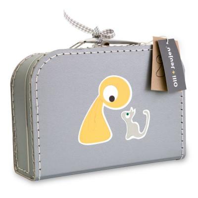 Basic-Koffer | Silbergrau