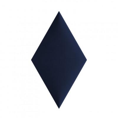 3er-Set Polsterpaneele Attyla   Kobaltblau