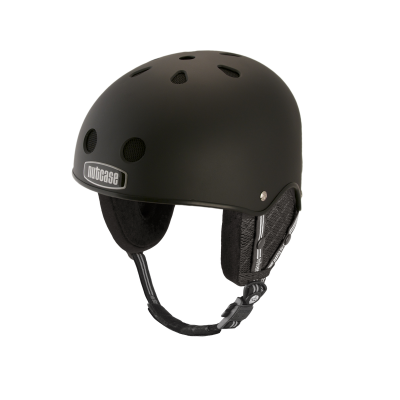 Snow Helmet   Blackish