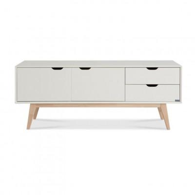 TV-Ständer Kolo | Weiß
