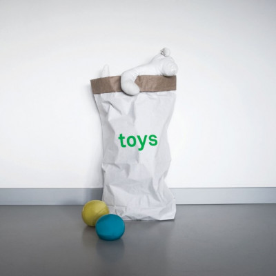 Paper Bag   'Toys'