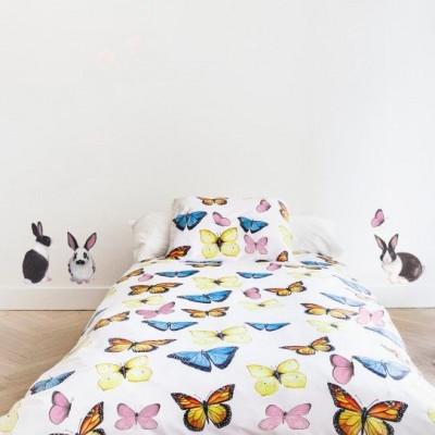 Wall Sticker | Rabbit Family