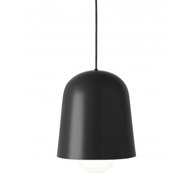 Cone Pendant Lamp   Black