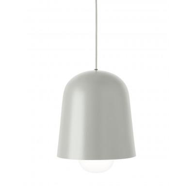 Cone Pendant Lamp   Grey