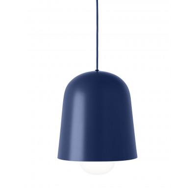 Cone Pendant Lamp   Blue