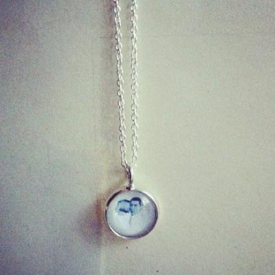 Pendant + Necklace | Couple