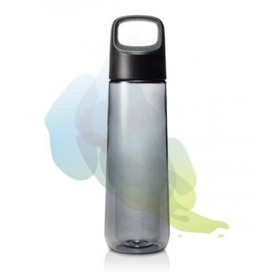 Kor Aura Hydratation Gefäß Grau