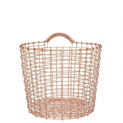 Bin 16 Basket | Copper