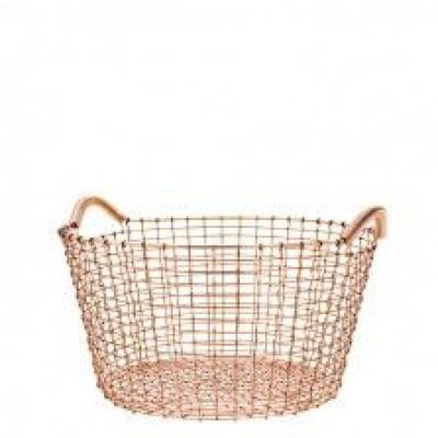 Classic 35 Basket | Copper