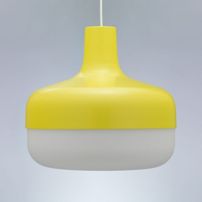 Corona Hängeleuchte   Gelb