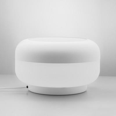 Corona Tischleuchte   Weiß